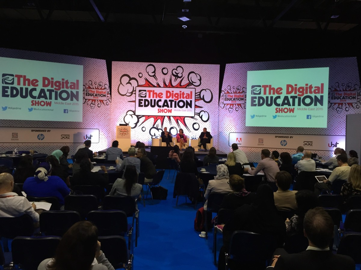 The Digital Education Show Dubai