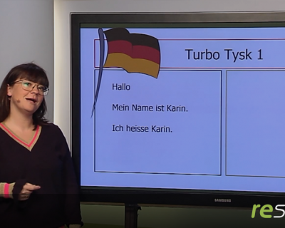 Turbo-tysk