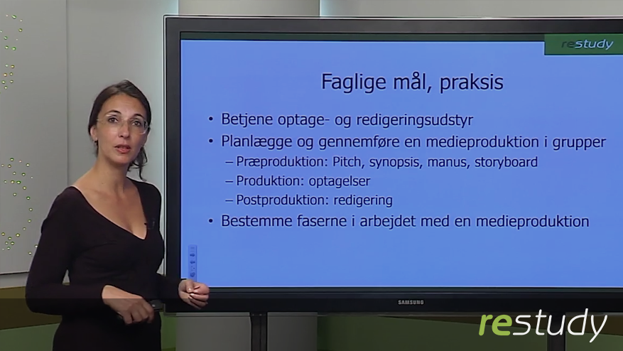 Introduktion til mediefag C
